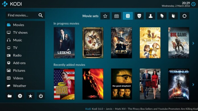 Kodi Addon Repository XvBMC-NL taken down Following Anti-Piracy Complaints