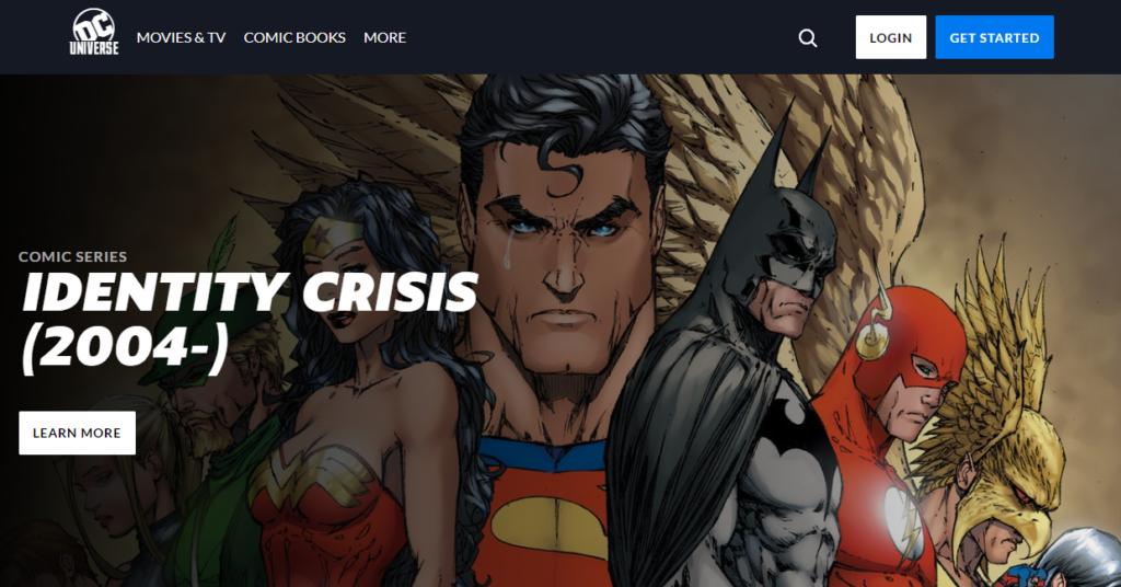 DC Universe The Ultimate DC Membership
