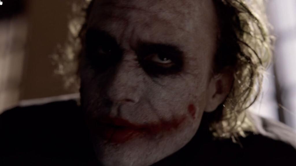 The Dark Knight on DC Universe