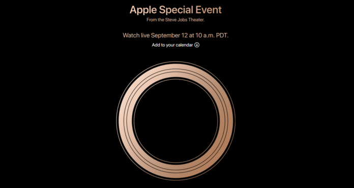 what to expect from apple s september event 2018. Black Bedroom Furniture Sets. Home Design Ideas