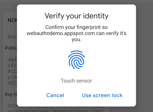 Google Releases Chrome 70 Beta with Fingerprint Authentication
