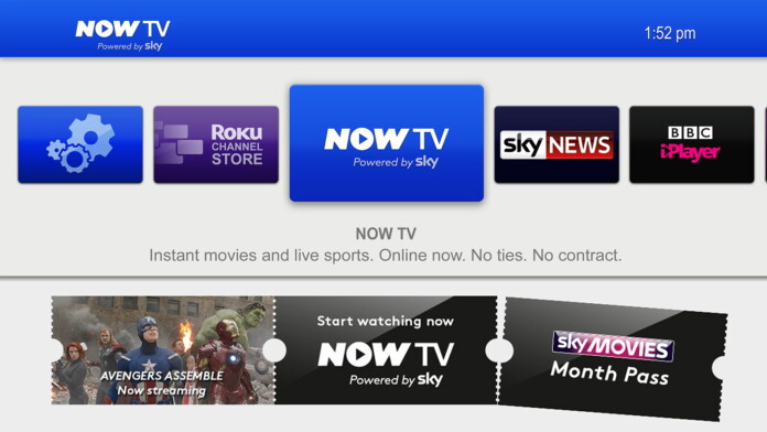 How to Watch Now TV Outside of the UK