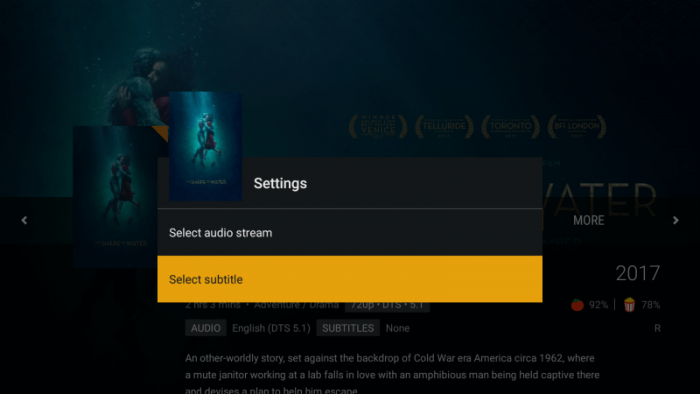Plex Update Brings Subtitle Support and Other Improvements