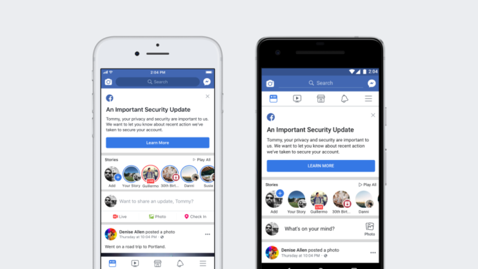 Security Flaw Affects Nearly 50 Million Facebook Accounts
