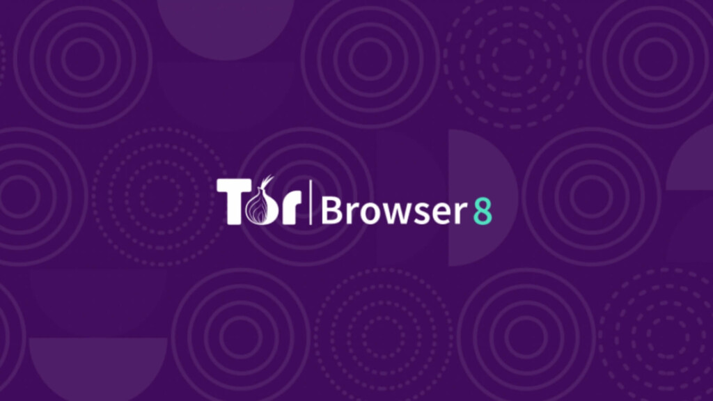 Tor Browser 8