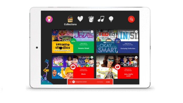 YouTube Kids App Update Brings New Content and Parental Controls