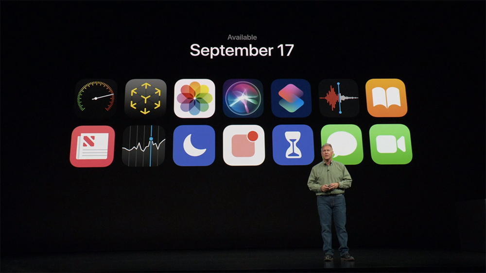 iOS 12 Launch Date