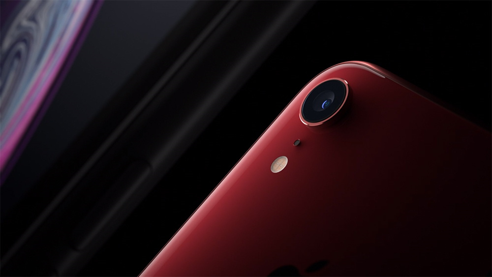 iPhone XR Official Photo