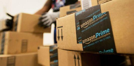 Amazon Prime Warehouse Boxes
