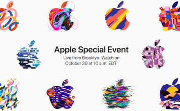 Apple Sending Invitation to Oct 30 event