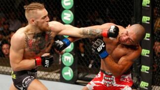 Conor McGregor MMA Fight