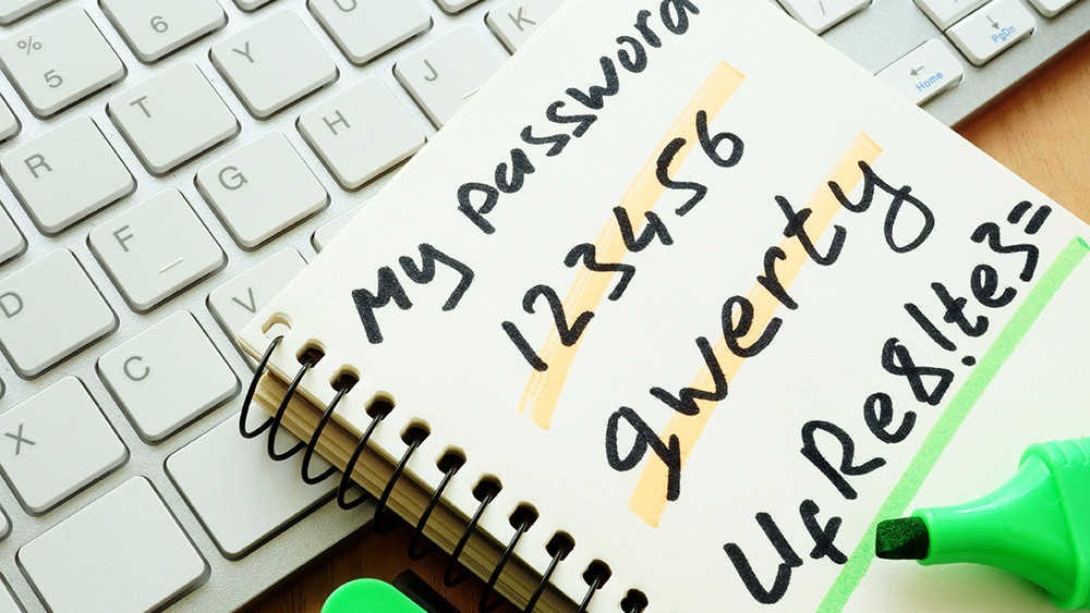 Creating Strong Password