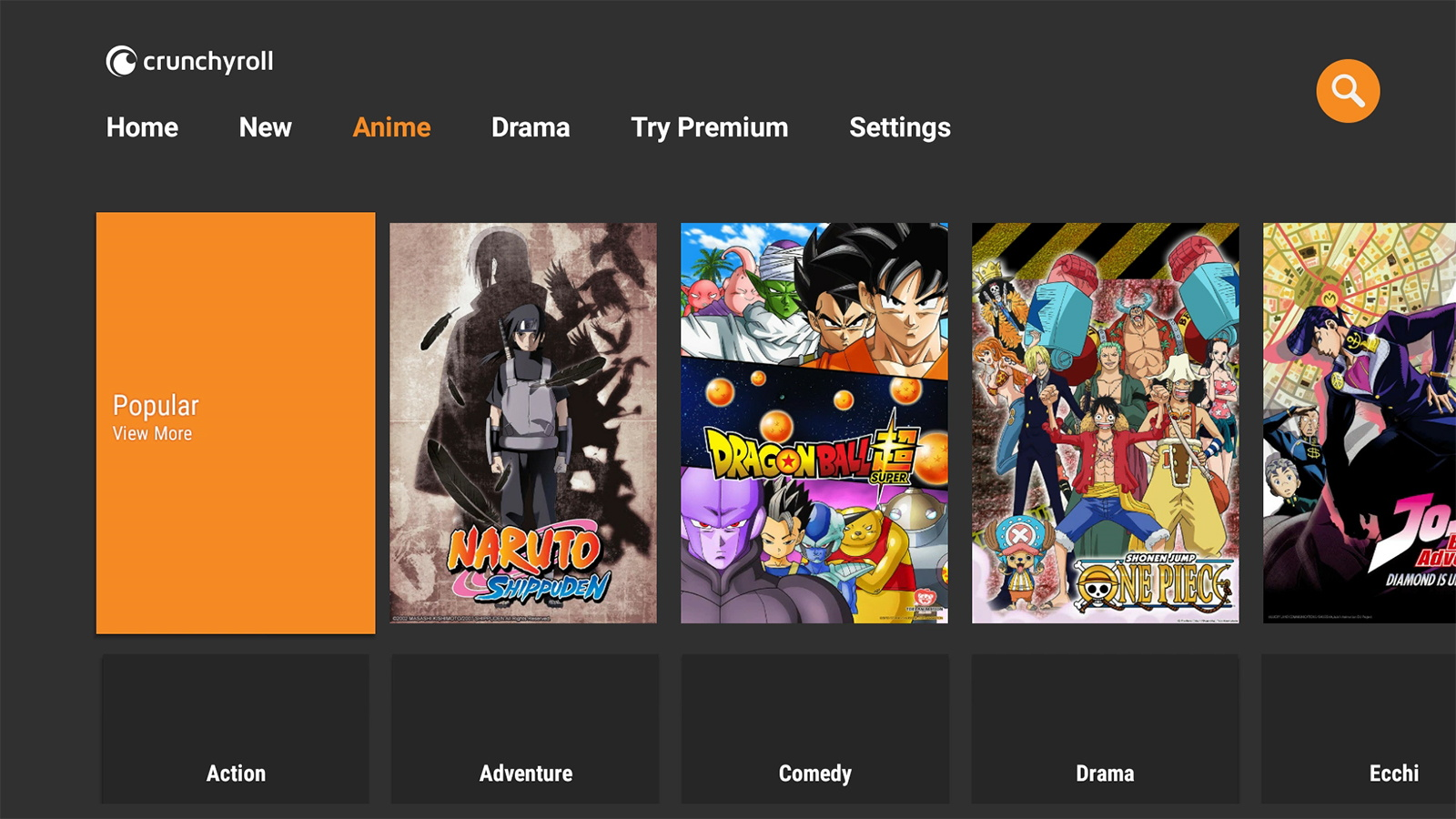 Anime Stream App Deutsch