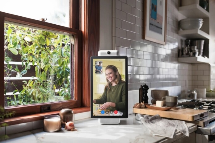 Facebook Enters the Smart Speaker Market with Portal and Portal+