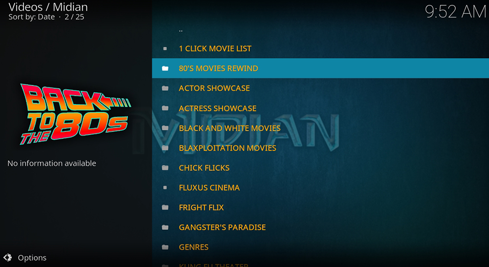 12 Steps to Install Midian Kodi Addon in 2019 (with Pictures)
