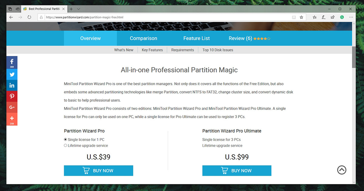 minitool partition wizard professional edition 10.3