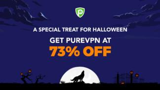 PureVPN Halloween Deal