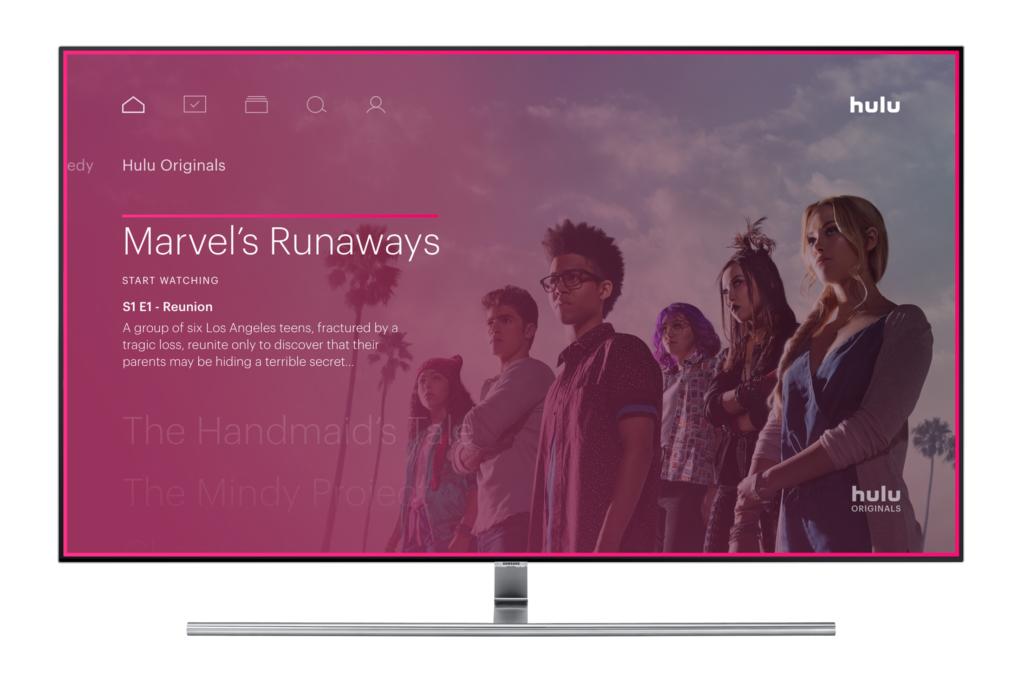 Hulu Smart TV