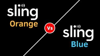 Sling Orange Vs Sling Blue