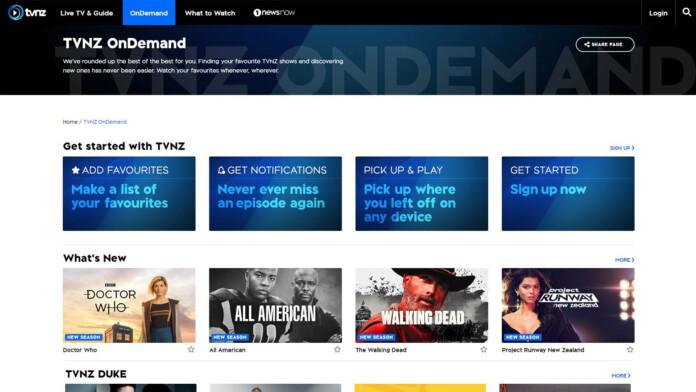How to Watch TVNZ Outside of New Zealand - TechNadu