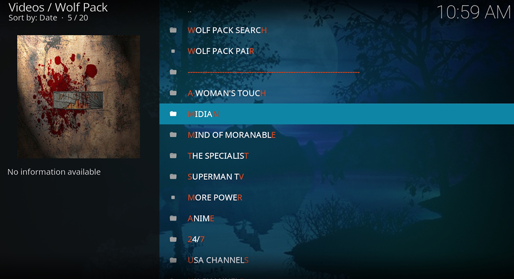 12 Steps to Install Wolf Pack Kodi Addon in 2019 (with Pictures)