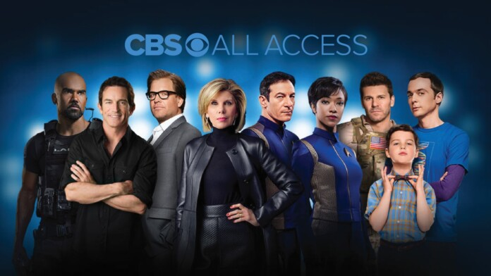 CBS All Access gets reviewed