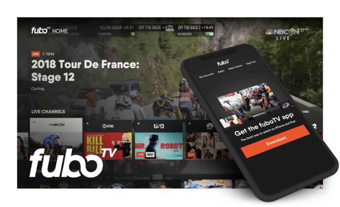 fuboTV Homescreens and Devices