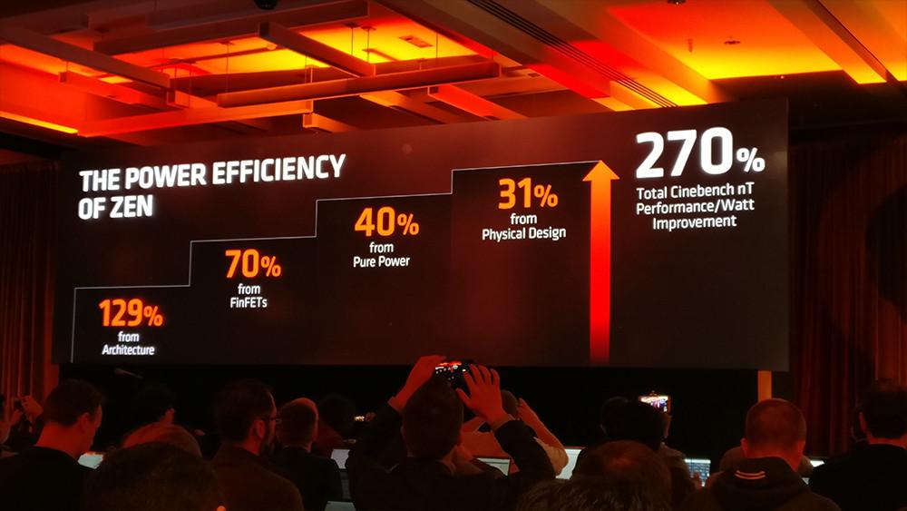 AMD Zen Keynote