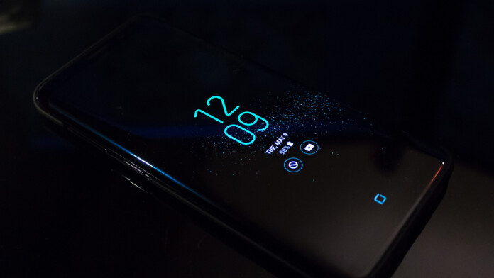 Android Samsung Smartphone S8