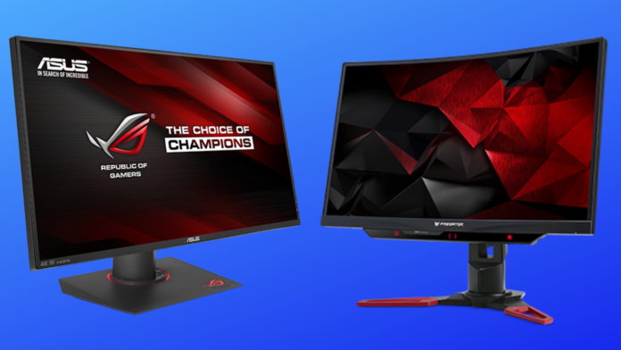 The Best Gaming Monitors to Buy in 2018