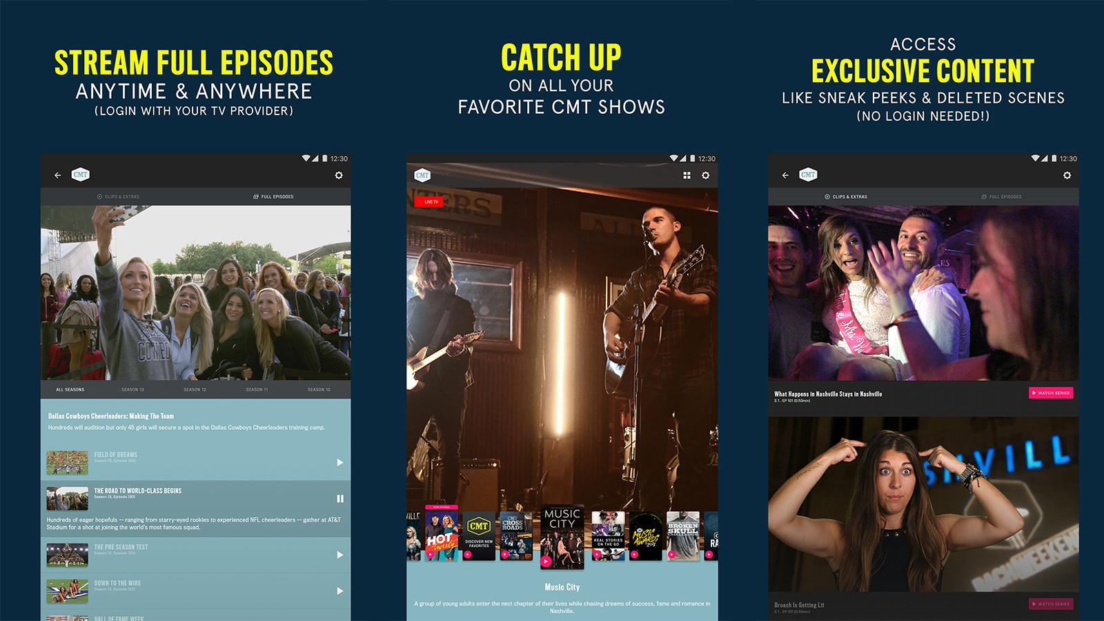 How To Watch Cmt Outside The Us Technadu Com