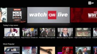 Watch CNN GO Outside US