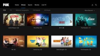 FOX TV Online Streaming