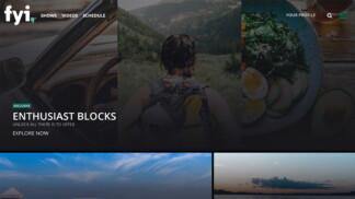 FYI TV Online Website