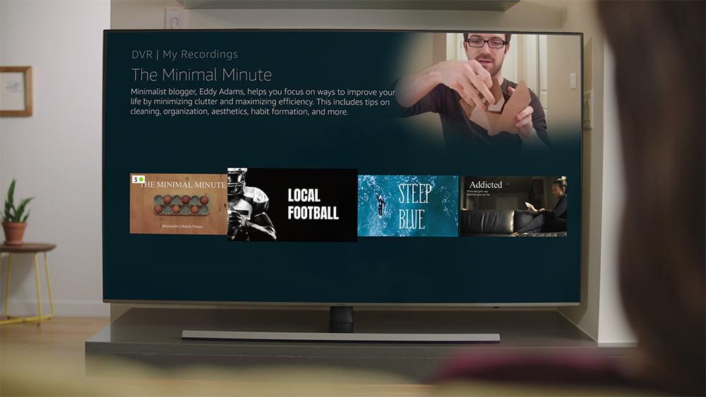Fire TV Recast Review - Live TV Programming