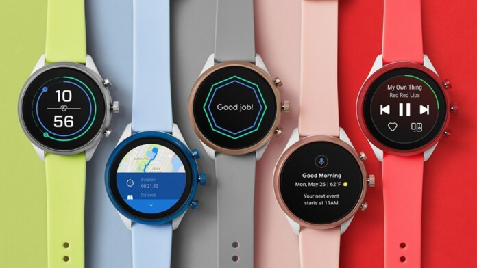 Fossil Debuts New Sport Smartwatch with Google Wear OS