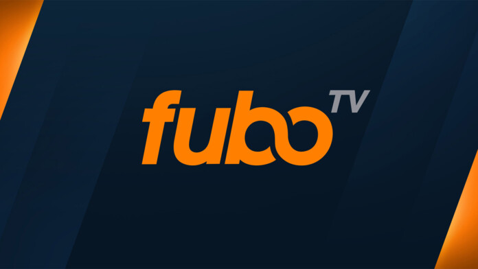 FuboTV Splash Screen