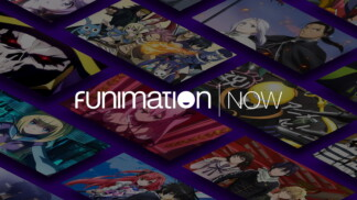 Funimation NOW Splash Screen