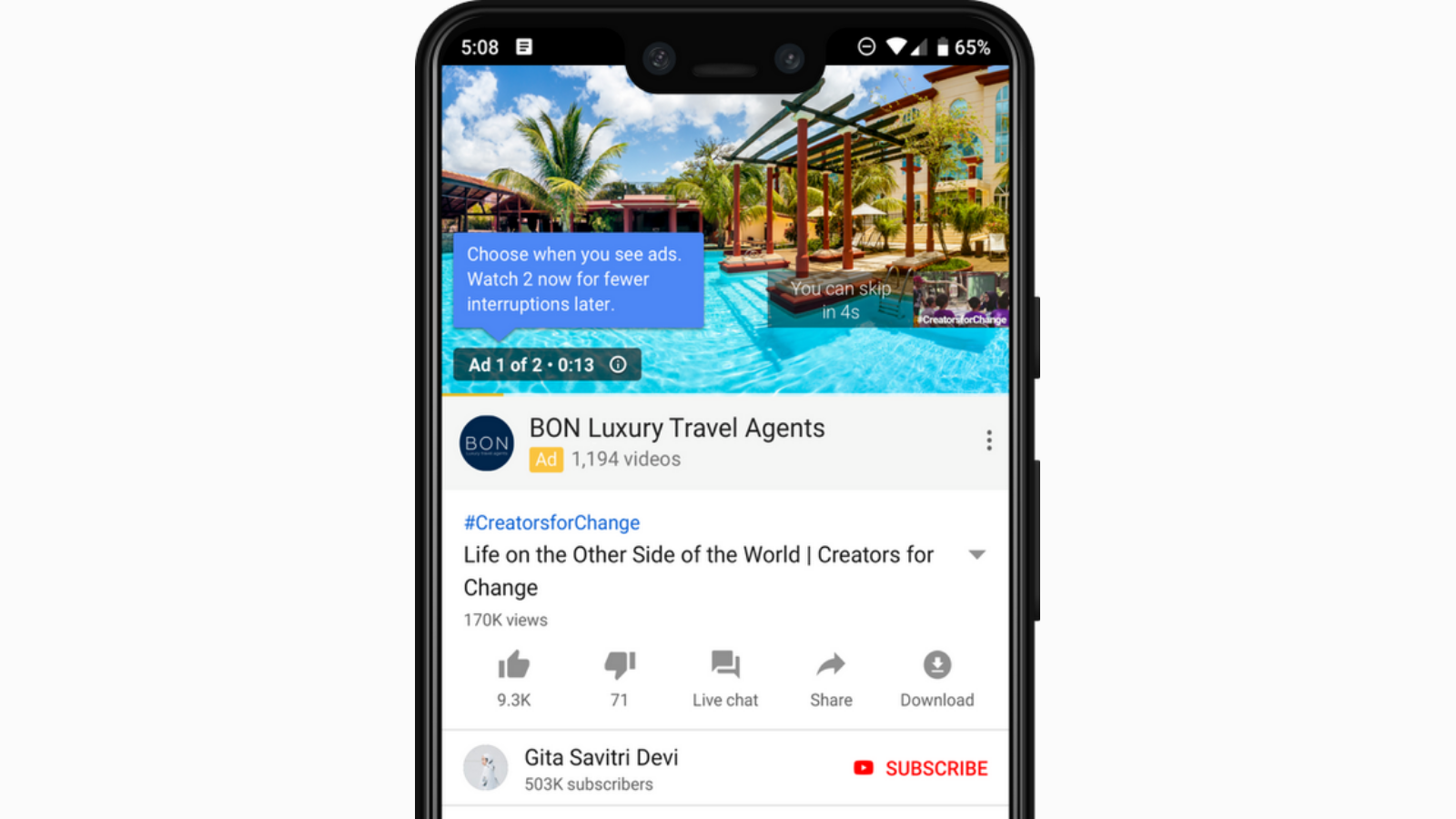 Google May Implement Double Skippable Ads For Youtube Videos
