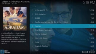 Irdeto Takes Down Legitimate Showmax Kodi Add-On