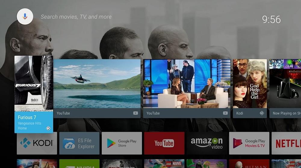 Kodi 18 Android TV