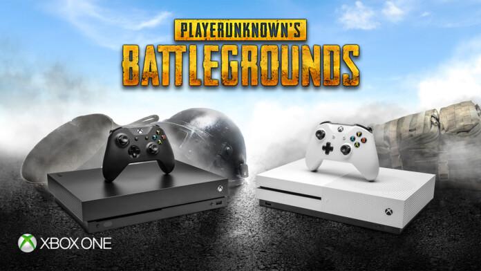 PUBG on Xbox One