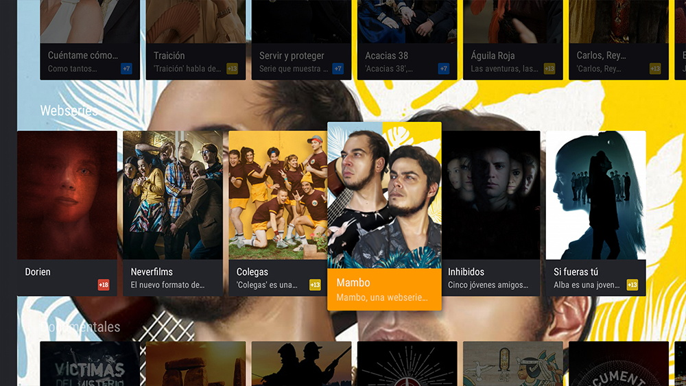 RTVE Online Streaming