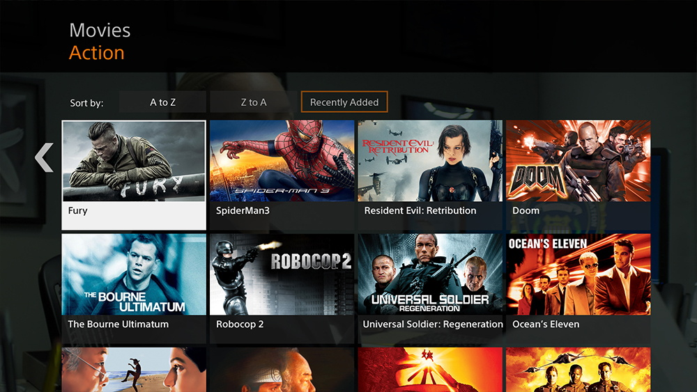 Sony Crackle Media Streaming Service