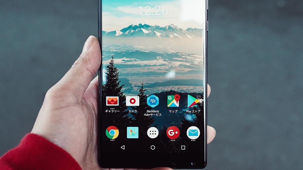 Xiomi Mi Mix Smartphone