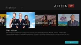 AcornTV Australia New Zealand
