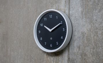 Amazon Echo Wall Clock Is an Alexa Enabled Device for Just $30!
