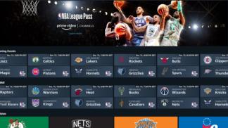 Amazon Prime NBA