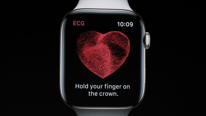 Apple watchOS 5.1.2 To Release for Apple Watch 4 Users Today with ECG App