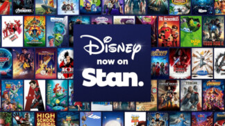 Disney on Stan